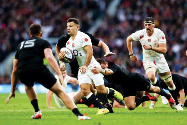Danny Care, England vs New Zealand, QBE Autumn Internationals