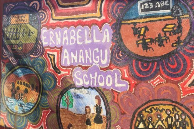 Ernabella Anangu School in Australia