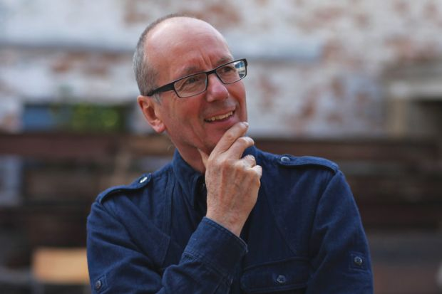 David Toop, London College of Communication, University of the Arts London
