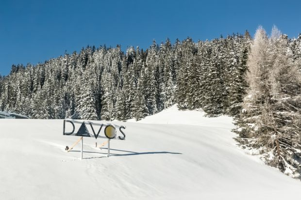 World Economic Forum 2018: special report from Davos | Times Higher
