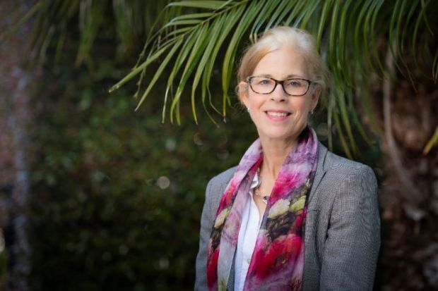 University of Auckland vice-chancellor Dawn Freshwater