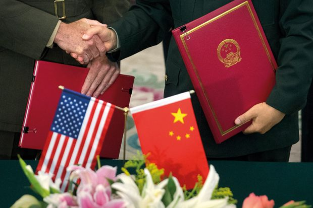 Deal between US and China