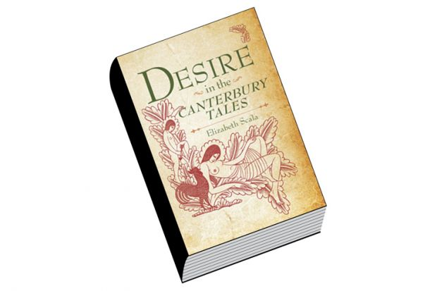 Book review: Desire in the Canterbury Tales, by Elizabeth Scala