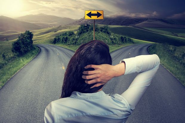 Doubt at the crossroads