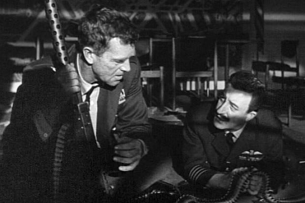 General Ripper and Mandrake