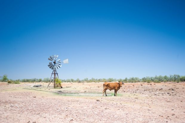Drought in Australia