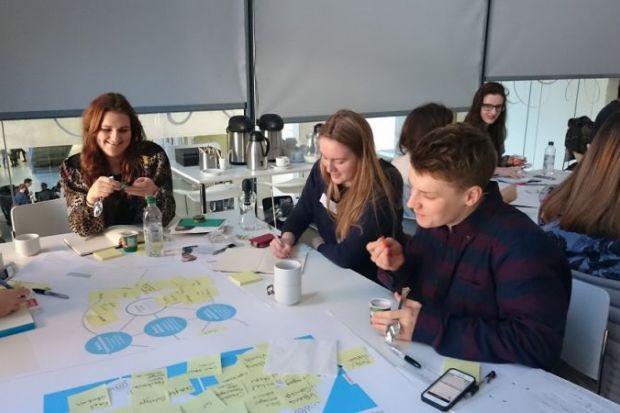 The impact of design graduates