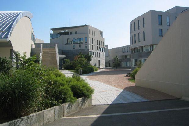École Normale Supérieure de Lyon campus