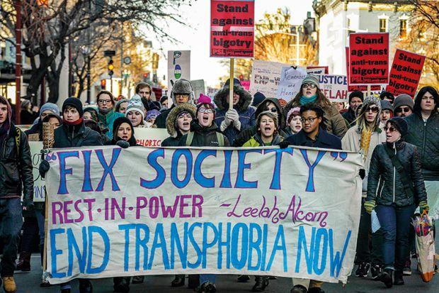 Image result for transgenderism is demonic gif