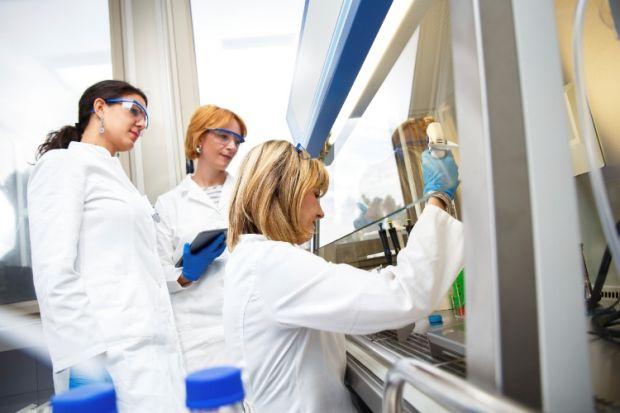 Female researchers