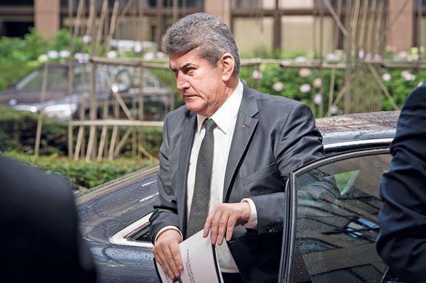 gabriel oprea vice prime minister romania