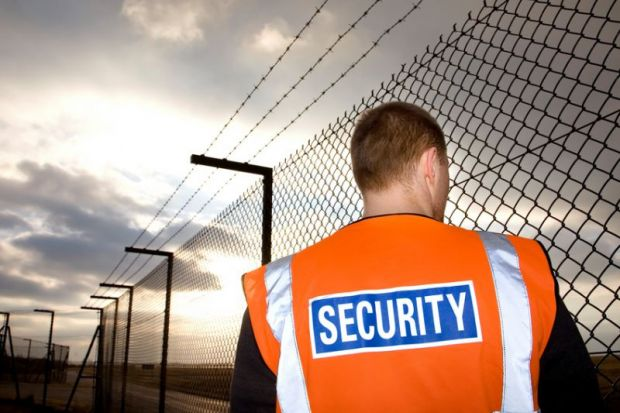 Gaekeeper, guard, security