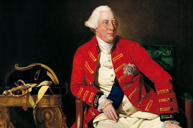 Johan Joseph Zoffany, George III, 1771