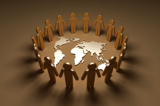 global, community