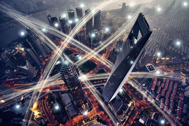 Globalised city