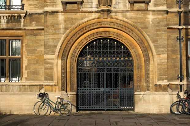 Gonville and Caius, Cambridge