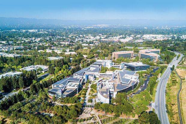 Googleplex, Mountain View, California