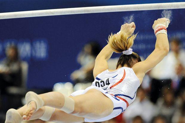 Gymnast getty
