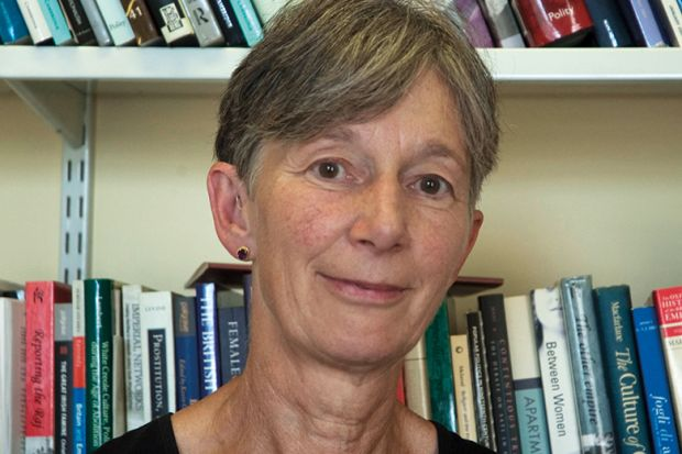 Catherine Hall, chair of the Centre for the Study of the Legacies of British Slavery at UCL, and winner of 2021 Leverhulme Medal and Prize