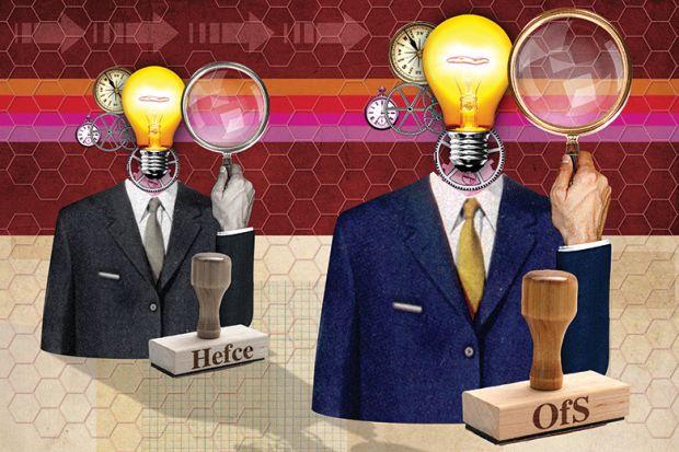 hefce ofs lightbulbs