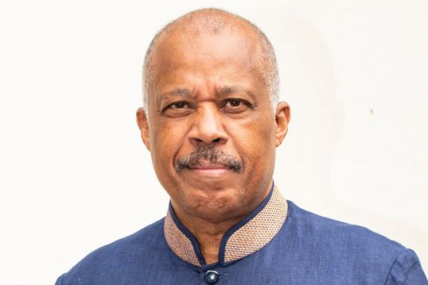 Hilary Beckles, vice-chancellor, The University of the West Indies