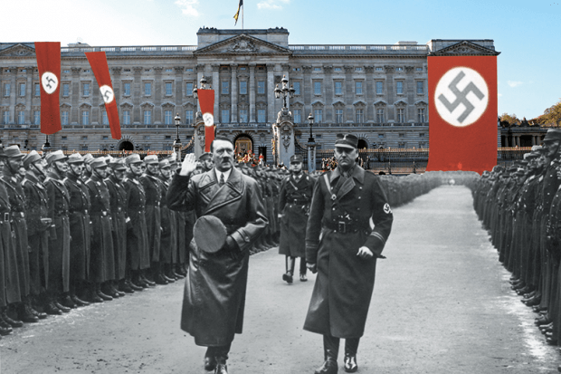 Hitler in London