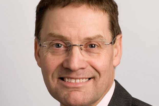 Professor Chris Husbands, Sheffield Hallam University