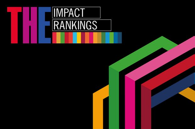Impact Rankings logo