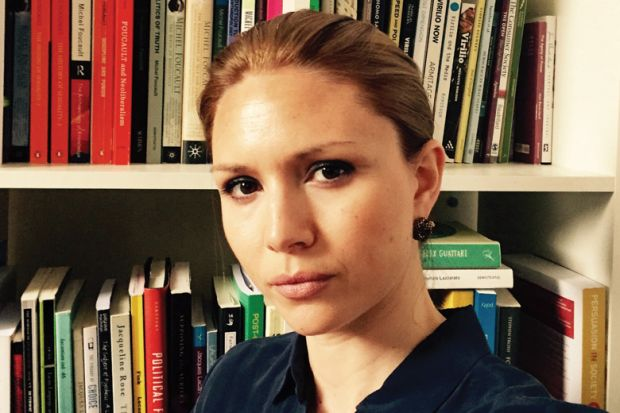 Isabel Millar, University of Westminster