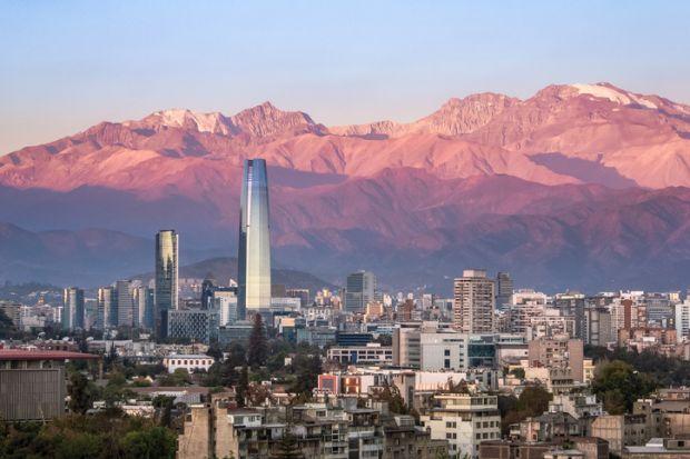 Santiago, Latin America Universities Summit on higher education