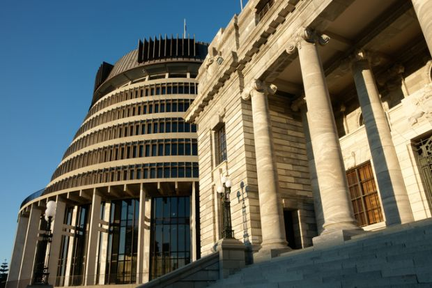 New Zealand, parliament, government