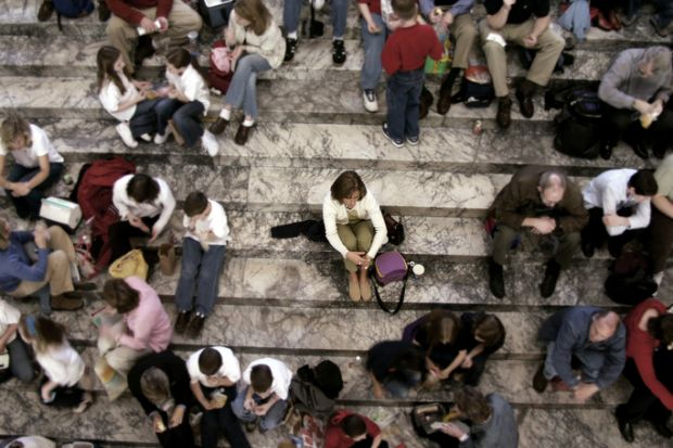 Loneliness at university