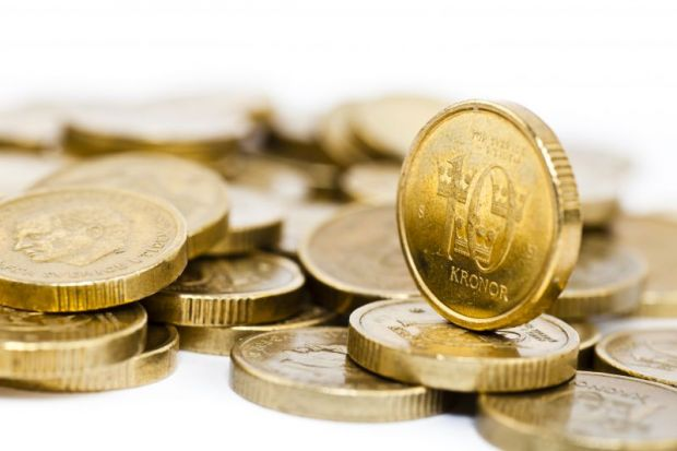 Swedish kroner