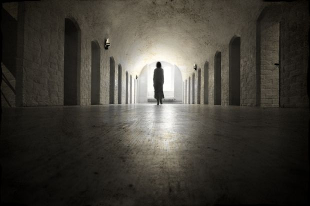 Most haunted universities in the world