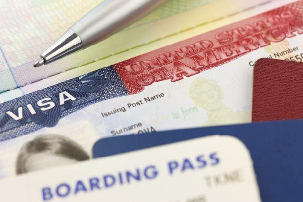 US visa issues