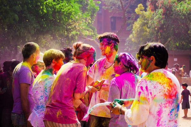 Studying at Caltech as an Indian student