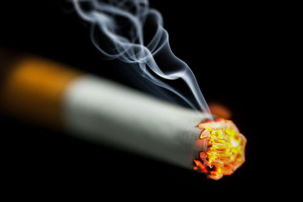 The Cigarette: A Political History, by Sarah Milov | Times Higher ...