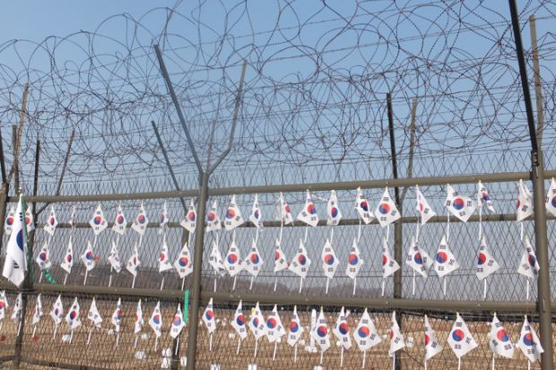 Korean border