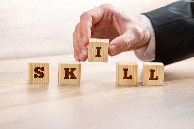 Skills, vocational