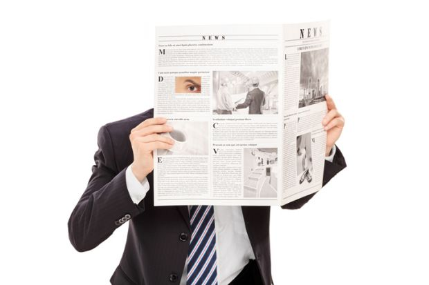 An ingenious academic spies through a hole in a newspaper. Our experts discuss how to find out if a potential employer will be a good place to work