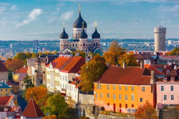Best universities in Eastern Europe