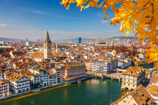 Best universities in Switzerland