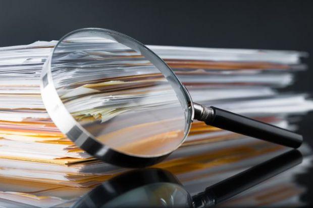 Research excellence framework assessment