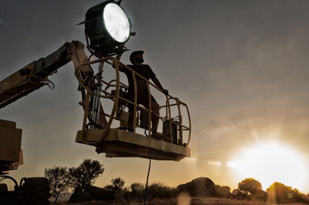 Universities Failing To Prepare Graduates For Uk Film Industry