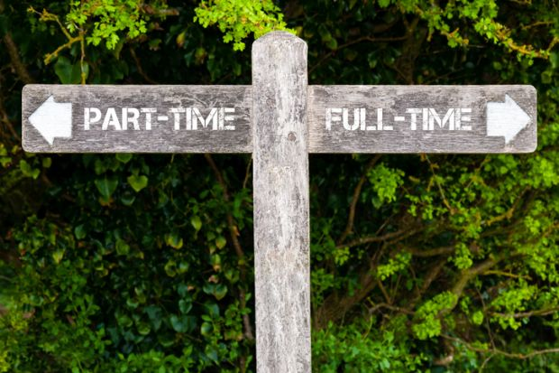 Five benefits of a part time postgraduate degree