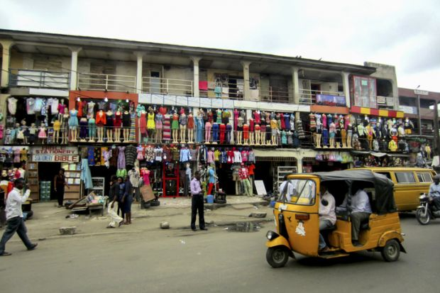 A day in the life of a student in Nigeria