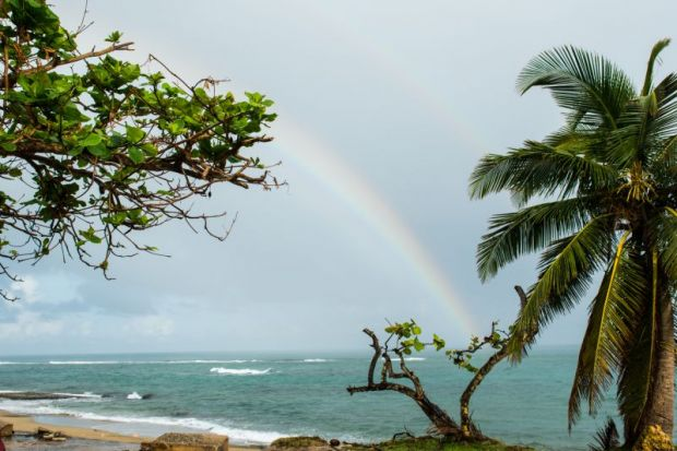 Puerto Rico after the storm