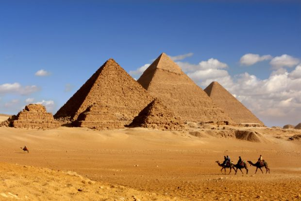 Best universities in Egypt | Times Higher Education (THE)