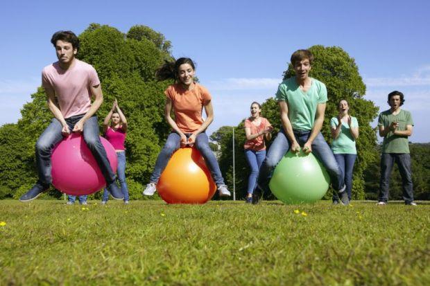 bounce back balls