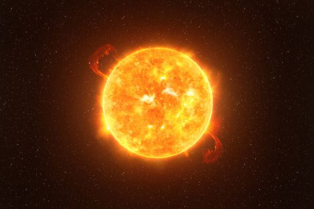 corona star Betelgeuse NASA